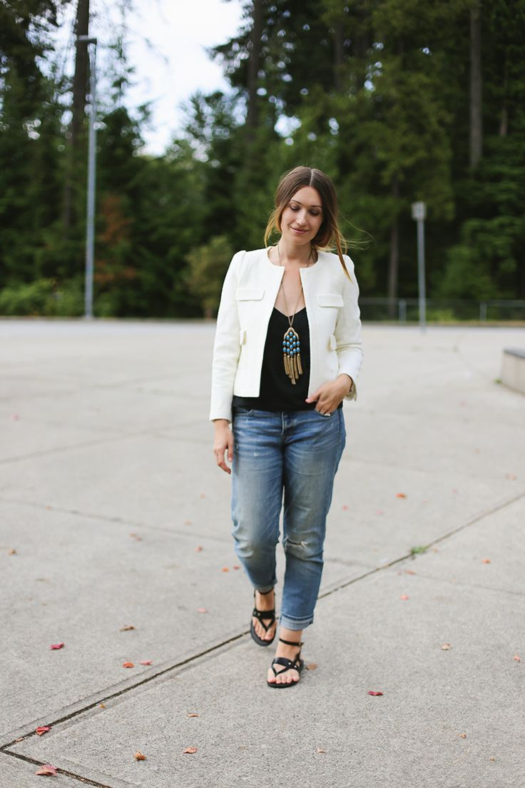 "Girl & Closet ""Transitioning From Summer To Fall"" (life + style blog)"