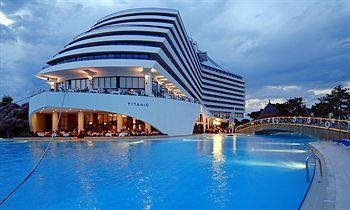 Titanic Beach Resort Hotel Antalya, Turkey