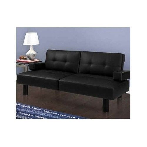 Bring Some Urban Loft Style To Any Space With The Mainstays Connectrix Futon This Mainstays