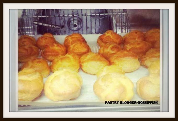 Pastry Blogger, Bignolino paté choux al forno: piccole dolcezze di golosità! | Gossipfish
