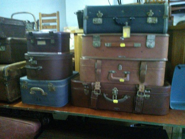 old Suit Cases | Bluff | Gumtree South Africa