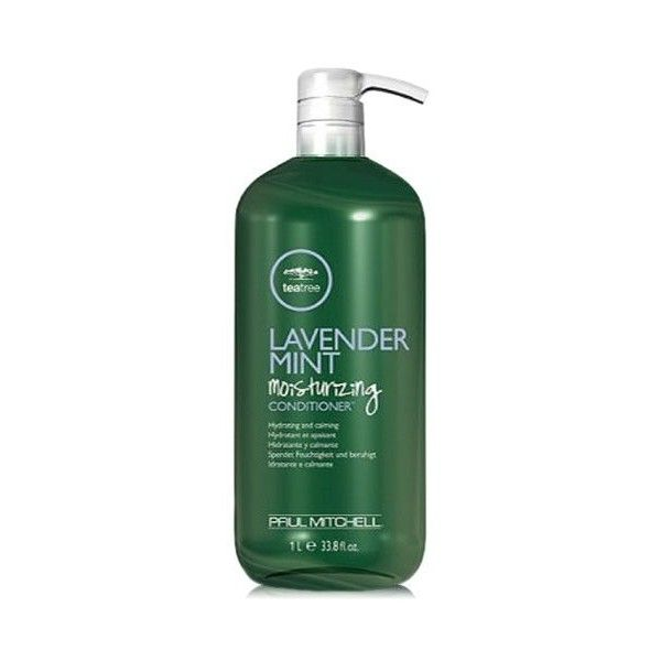 Paul Mitchell Tea Tree Lavender Mint Moisturizing Conditioner,... ($15) ❤ liked on Polyvore featuring beauty products, haircare, hair conditioner, no color, paul mitchell hair care, paul mitchell hair conditioner and paul mitchell