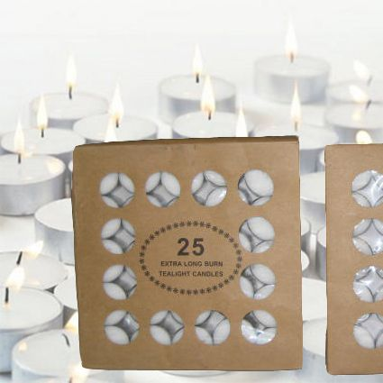 Tea Light Candles 9 Hour http://www.twenty8.com/online-store/aromatherapy-tools/tealight-candles