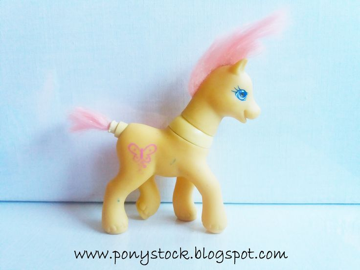 Lady Sky Skimmer (Royal Lady Ponies 1999) G2 My Little Pony Hasbro Vintage