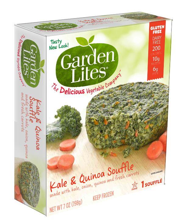 Kale And Quinoa Cakes Garden Lites