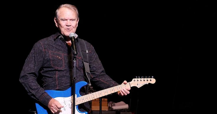 "Hear Glen Campbell's version of Jimmy Webb's ""Adios,"" which serves as the title track on the ailing musician's final studio album."