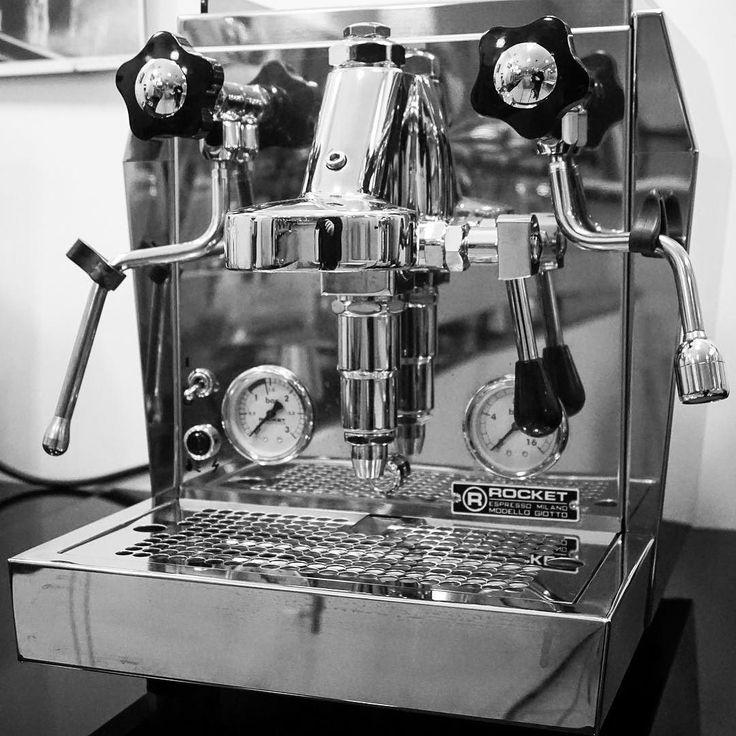 High Quality Rocket Espresso Giotto #espressomachine #handmadeinitaly For The  #coffeelover #espressoperfettotr #twitter #