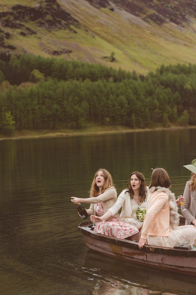 This. Atmospheric Lake District Wedding: Helen  Andy