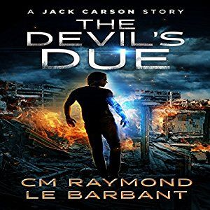 Book Lovers Life: Audiobook Review: The Devil's Due by CM Raymond , LE Barbant!