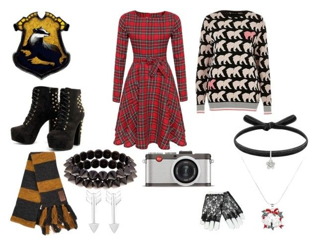 """""""christmas"""" by marauderslife on Polyvore featuring Natasha Accessories and Leica"""