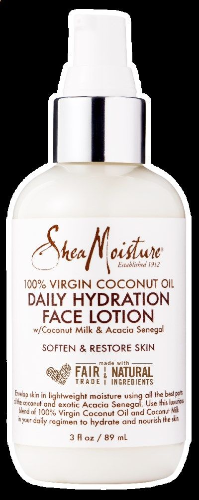 Shea Moisture - nontoxic makeup and skin and hair care