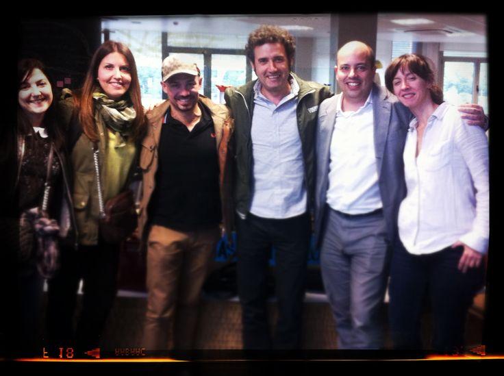 Alumnos de la primera edición de # mideyvenceras, 2 años después en las jornadas de Google Tag Manager