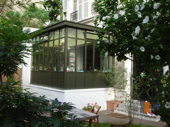 27 best véranda images on Pinterest Home ideas, Conservatory and - extension maison prix au m