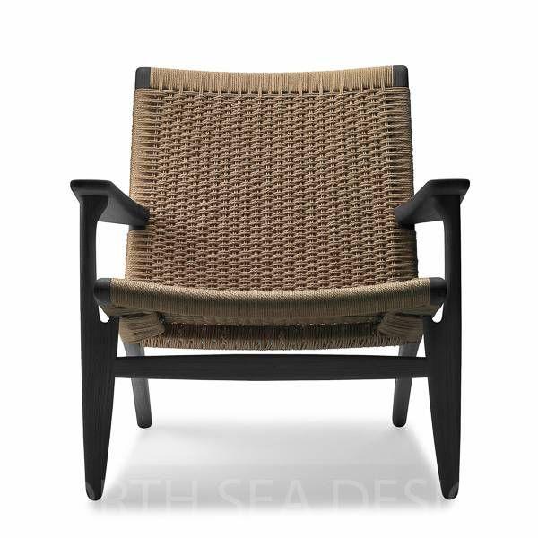 CH25 - Lounge Chair - NORTH SEA DESIGN