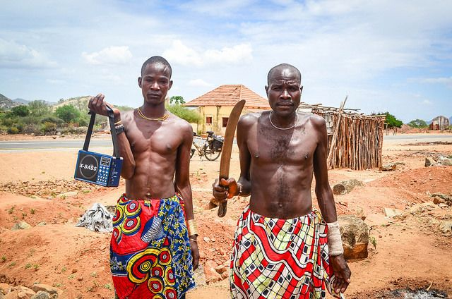 Traditional Dress Of Angola: A Symbol Of The Ethnic