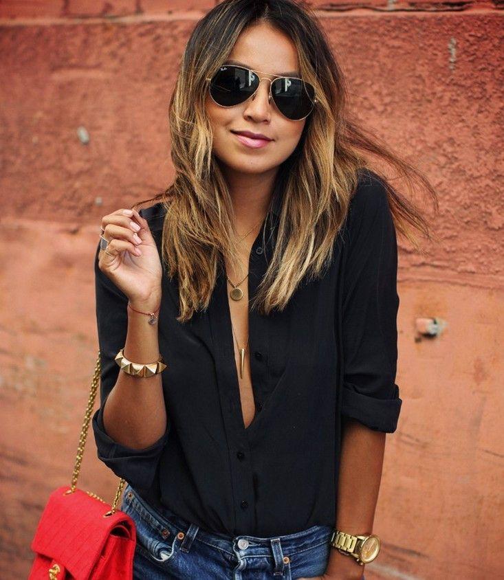Hot Sale Women's Fashion Plus Size Shirt [6338685572]