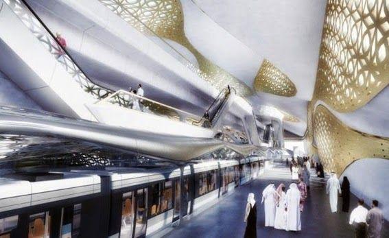 Rumah Allah Travel: Kereta Ekspres Muqaddas