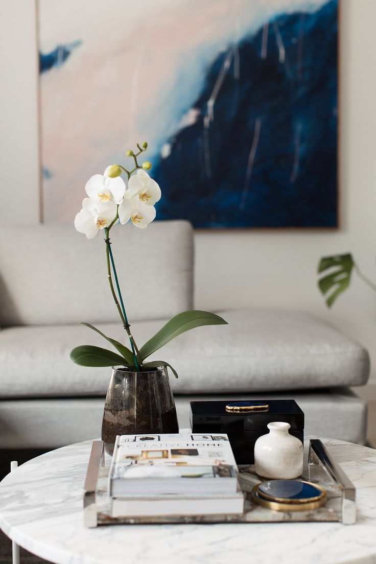 The tips and tricks to styling your coffee table with ease
