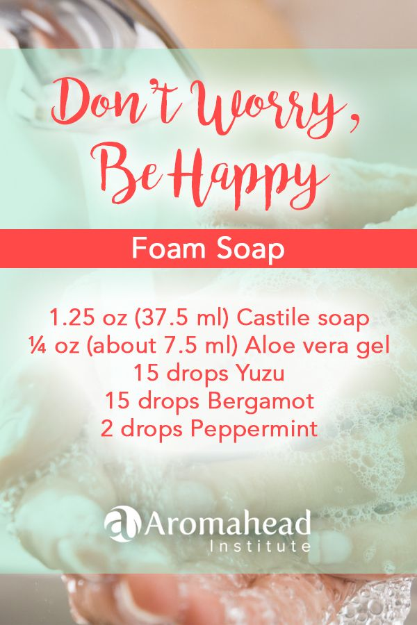 A fun way to use Yuzu and Bergamot is in a foaming hand soap!  They're two of my favorite oils for supporting emotional well-being.