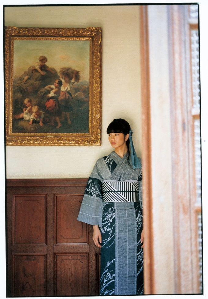Isetan Yukata Selection 2014
