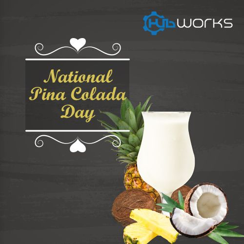 Celebrating #NationalPinaColadaDay on July, 10. Know how to grab your #FreeCocktail: http://ow.ly/PWUV30248Fz