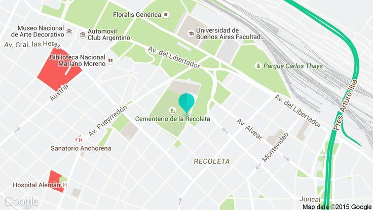 Cementerio de la Recoleta - Lonely Planet