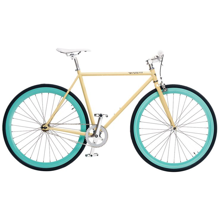 The X-Ray Fixie You will look great riding around Chicago on this bike!  #getfit #gethealthy