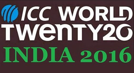 ICC T20 World Cup 2016 Schedule: T20 CWC 2016 Schedule, Fixtures, Timetable