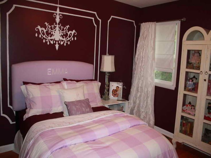 1000 ideas about maroon walls on pinterest paint for Maroon bedroom designs