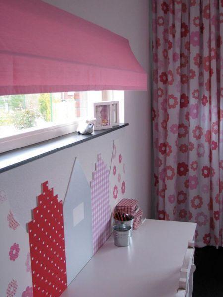 Kamer met Hollandse huisjes 5