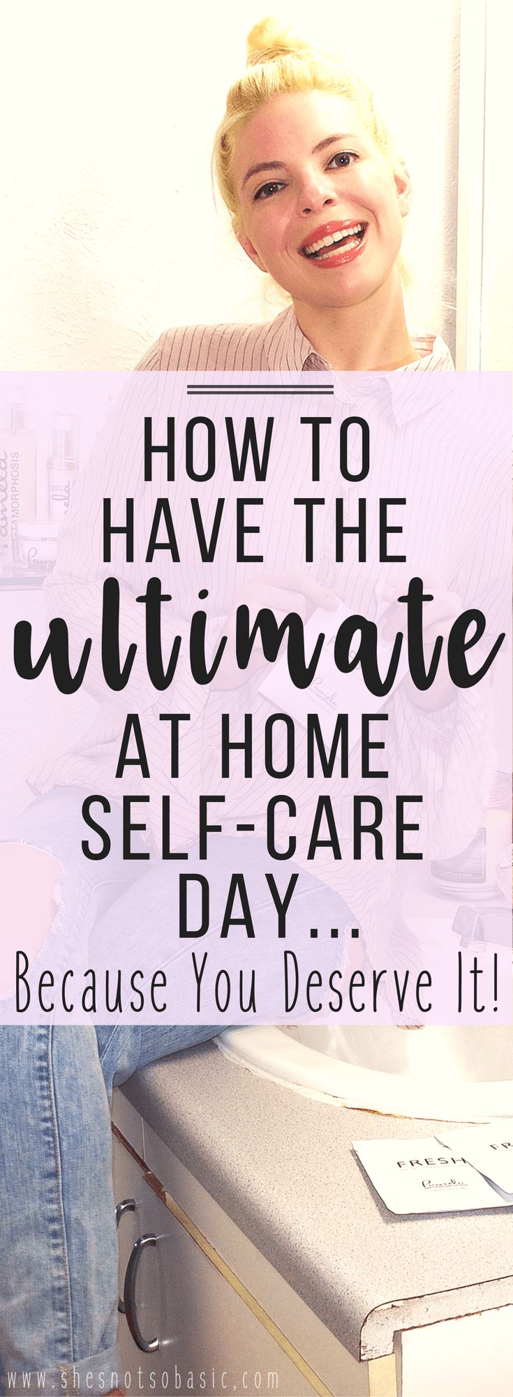 Sometimes we just need to take a step back and pamper ourselves! See how I like to have the ultimate at home self care day with Pamela Metamorphosis. #skincare, #selfcare, how to have the ultimate self care day, self care isn't selfish, self care, #ad, self care ideas, self care tips, skincare routine
