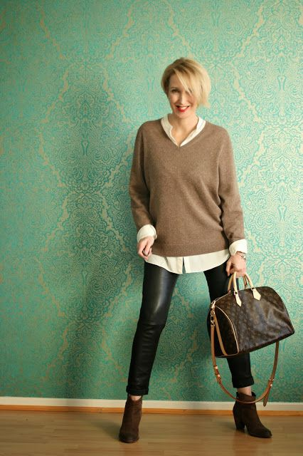 Office Style, Kaschmir Pullover, Outfit, Glam up your Lifestyle