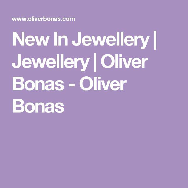 New In Jewellery   Jewellery   Oliver Bonas - Oliver Bonas