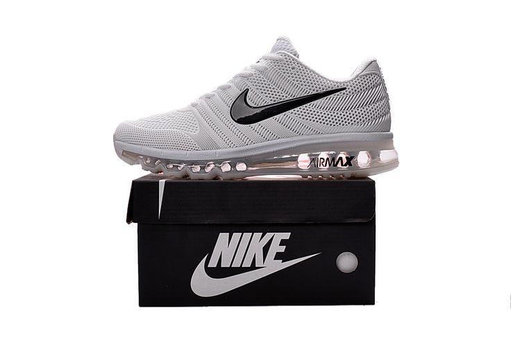 Nike Air Max 2017 Men Shoes White