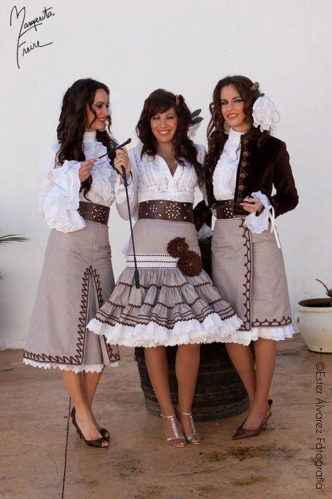 Margarita Freire 2011 moda flamenca