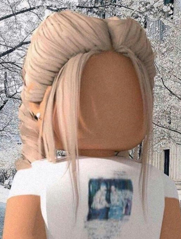 Wintery Blonde in 2020 | Roblox pictures, Cute tumblr ...