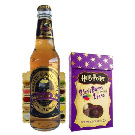 Harry Potter Beans & Butter Beer
