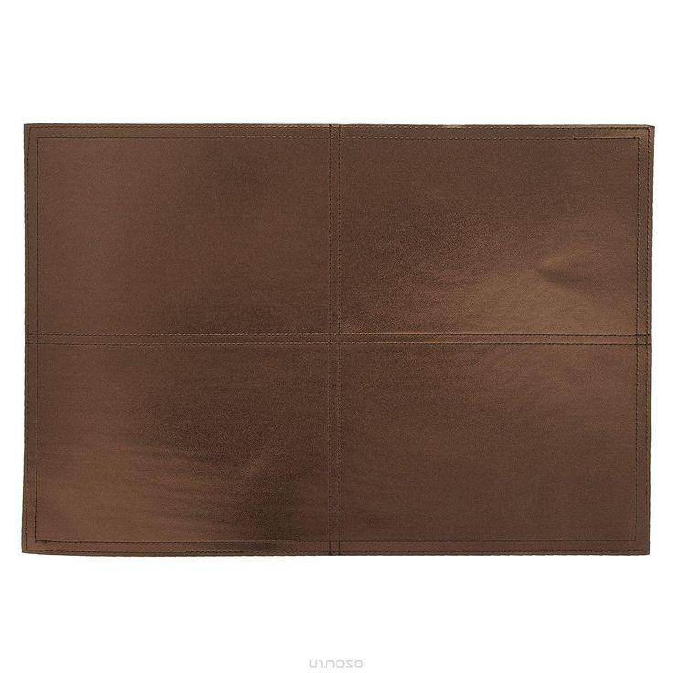 Подставка под горячее Amadeus, цвет: золотисто-коричневый, 43 см х 30 см. 28HZ-9027