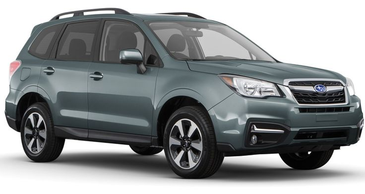 Small SUV Top Pick Subaru Forester - 10 Top Picks of 2017: Best Cars of the Year