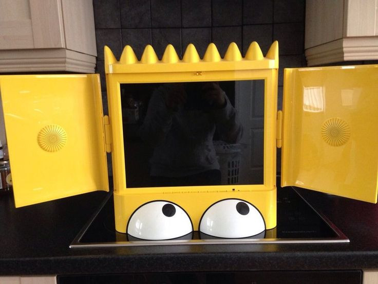 """15"""" Bart Simpson LCD Television"""