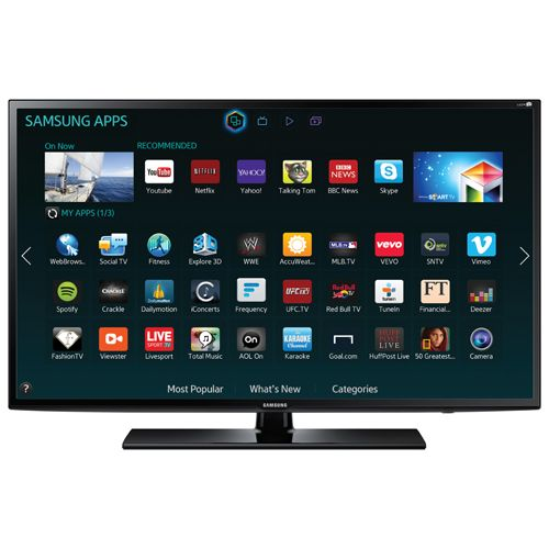 samsung 55 1080p 240hz 3d led smart tv canada