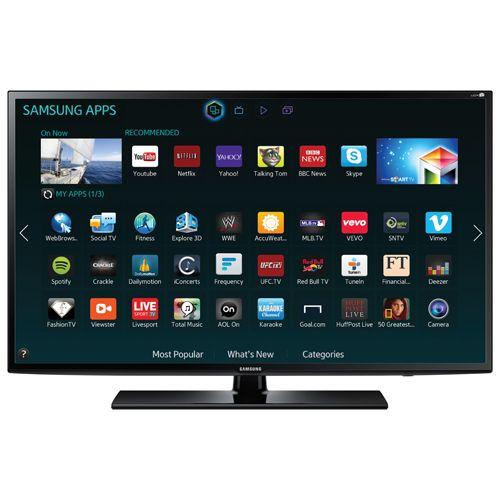 samsung 55 1080p 240hz 3d led smart tv canada