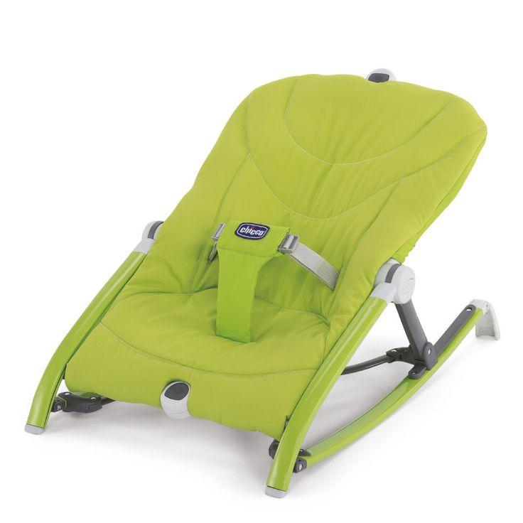 CHICCO Schaukelwippe Pocket Relax Green | babymarkt.de