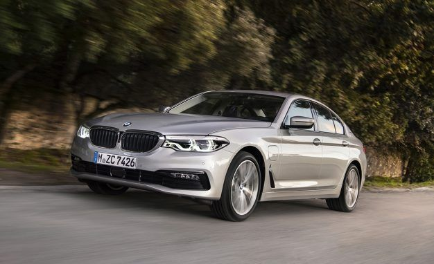2018 BMW 530e iPerformance Mid-Size Plug-in Hybrid – News – Car and Driver   Car and Driver Blog