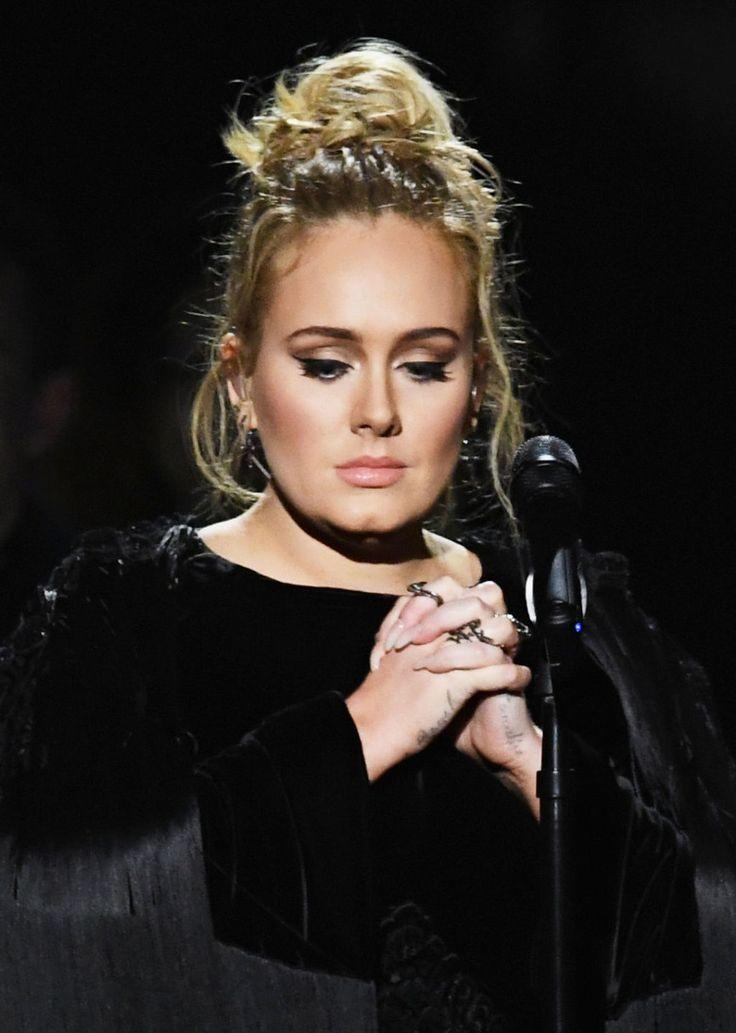 Exactly How to Get Adele's Grammy's Makeup Look