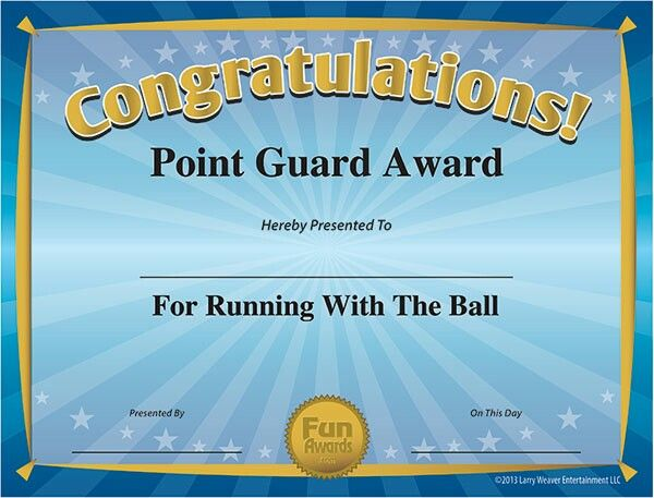 The 25+ best Certificate of recognition template ideas on - awards template word
