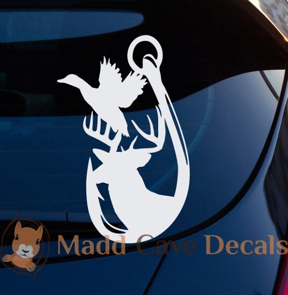 Best Window Decals Images On Pinterest Window Decals Vinyl - Rear window hunting decals for trucksduck hunting rear window graphics best wind wallpaper hd