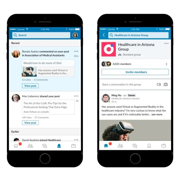 New Linkedin Ads Features Mobile Offers Linkedin Marketing
