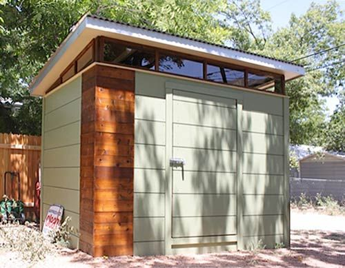 8 Sources for midcentury modern sheds - prefab, DIY kits, and plans - Retro Renovation