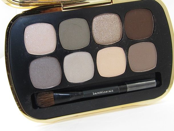 Bare Minerals The Power Neutrals Ready Eyeshadow Palette. I love this collection and can't wait to figure out different ways to use it.